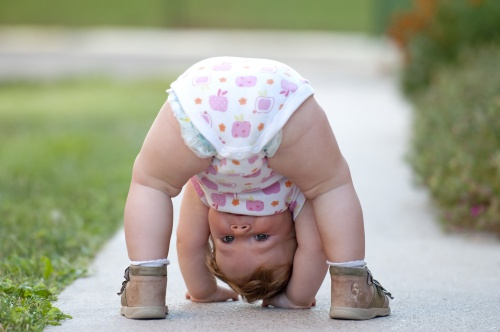 Baby-downward-dog